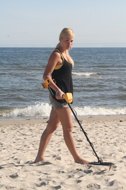Beach Detecting